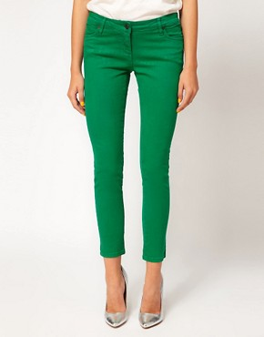 Image 1 ofSass &amp; Bide Super Skinny Cropped Jeans
