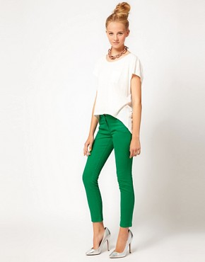 Image 4 ofSass &amp; Bide Super Skinny Cropped Jeans