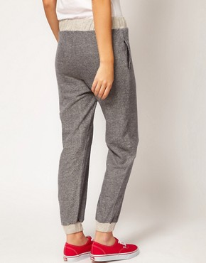 Image 2 ofASOS Joggers in Speckled Sweat