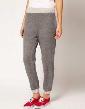 Image 4 ofASOS Joggers in Speckled Sweat