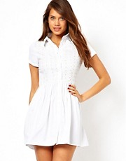Rare Daisy Shirt Dress