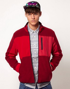 Image 1 ofASOS Fleece Jacket