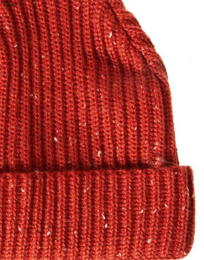 Image 3 ofASOS Fleck Tiny Beanie