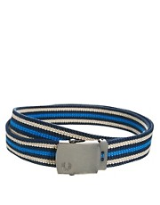 Fred Perry Webbing Belt