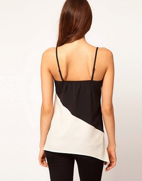 Image 2 ofASOS Cami With Bow Front