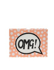 ASOS &#39;OMG&#39; Clutch Bag