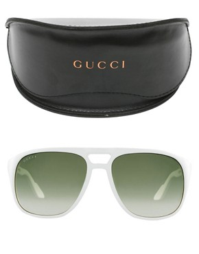 Image 2 of Gucci Young Aviator Sunglasses