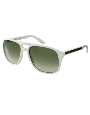 Image 1 of Gucci Young Aviator Sunglasses