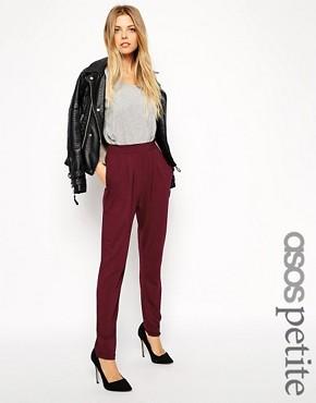 ASOS PETITE Peg Trousers