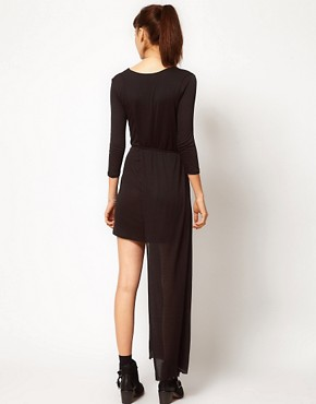 Image 2 ofCheap Monday Maxi Mini Dress