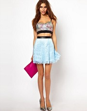 Lashes Of London Lace Skirt