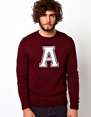 ASOS &quot;A&quot; Jumper