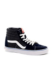 Vans Sk8-Hi Denim Trainers