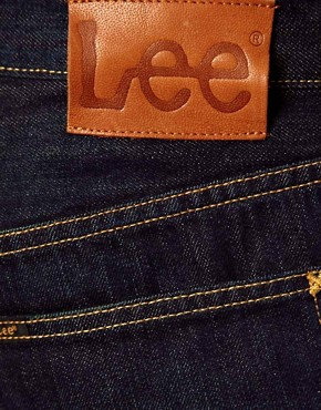 Image 4 ofLee Jeans Cash Slim Tapered Fit