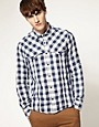 Image 1 of Voi Krey Western Inspired Shirt