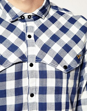 Image 3 of Voi Krey Western Inspired Shirt