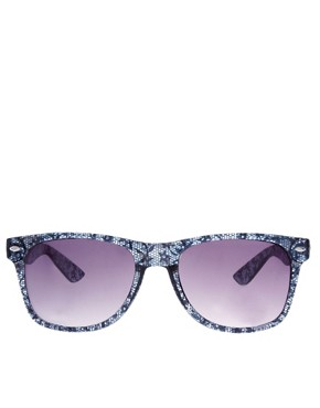 Image 2 ofJeepers Peepers Teddy Lace Sunglasses