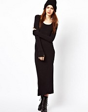 Just Female Jersey Maxi Dress