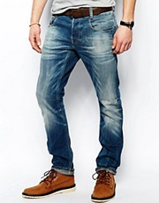G Star Jeans New Radar Slim Medium Aged