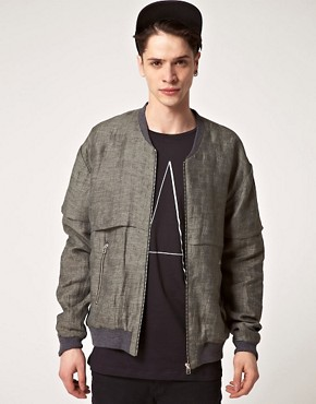 Image 1 ofOdeur Myth Bomber Jacket