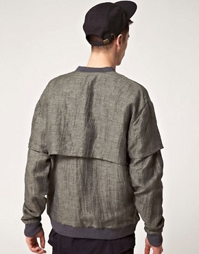 Image 2 ofOdeur Myth Bomber Jacket