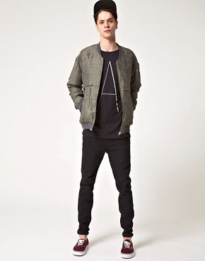 Image 4 ofOdeur Myth Bomber Jacket