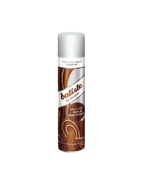 Image 1 of Batiste Dry Shampoo Dark 200ml