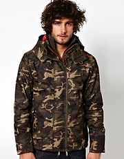 Superdry Camo Windcheater