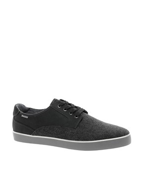 Image 1 ofALDO Crouter Nubuck Plimsolls