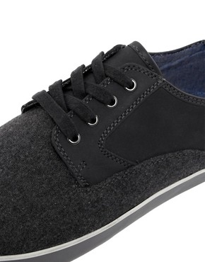 Image 2 ofALDO Crouter Nubuck Plimsolls