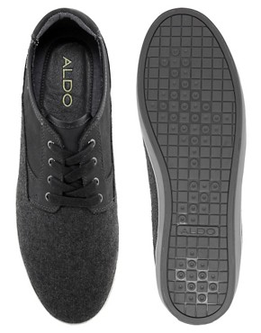 Image 3 ofALDO Crouter Nubuck Plimsolls