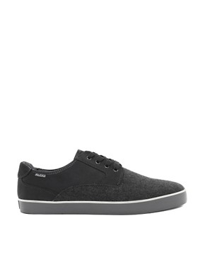 Image 4 ofALDO Crouter Nubuck Plimsolls