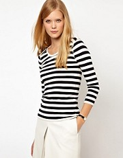 Whistles Esme Pima Stripe
