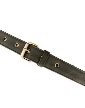 Image 2 of Jocasi Leather Three Piece Boo Belt