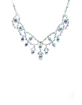 Image 2 ofASOS Premium Jewelled Bib Necklace