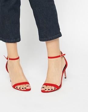 ASOS HINT Heeled Sandals