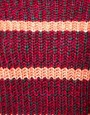 Image 3 of ASOS Stripe Twist Yarn Sweater