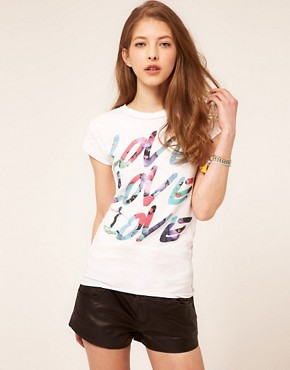 Image 1 ofAmplified Love T-shirt