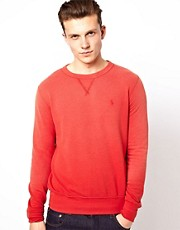Polo Ralph Lauren Sweat In Red Crew Neck