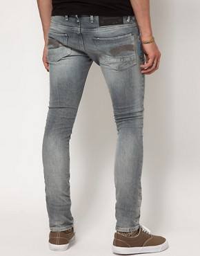 Image 2 ofG Star Heller Super Slim Jeans