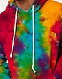 Image 3 ofReclaimed Vintage Hoodie with Tye-Dye