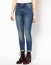 Levi&#39;s High Rise Skinny Jeans