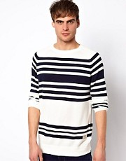 Jack & Jones Sweater With Stripe