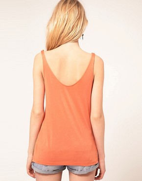 Image 2 ofFrench Connection Sleeveless Basic Top