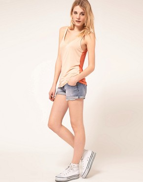 Image 4 ofFrench Connection Sleeveless Basic Top