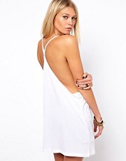 ASOS Cami with Skinny Straps and Drape Back