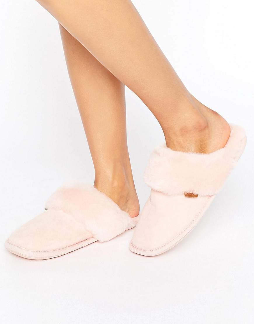 just-sheep-skin-duchess-slipper-pink