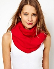 American Apparel Circle Scarf