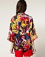 Image 2 ofVero Moda Kapow Print Kimono Jacket