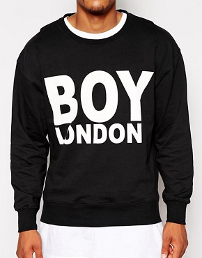 Image 3 ofBOY London Sweat with Logo